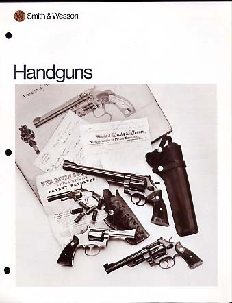 1975 Smith & Wesson Catalog
