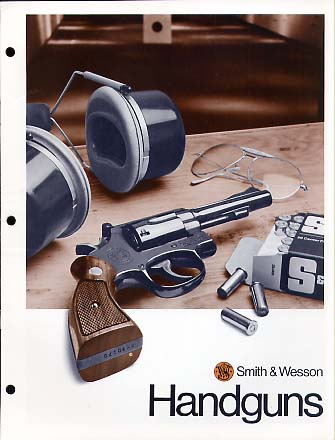 1978 Smith & Wesson Catalog