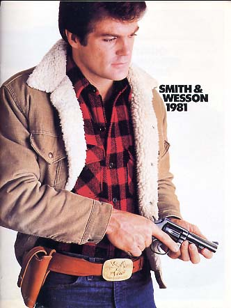 1981 Smith & Wesson LARGE Catalog
