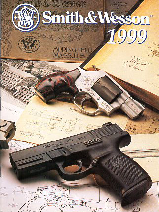 1999 Smith & Wesson Catalog