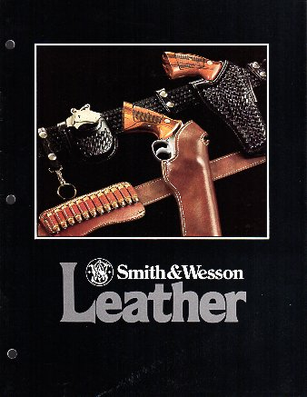 1980 S&W Leather Catalog