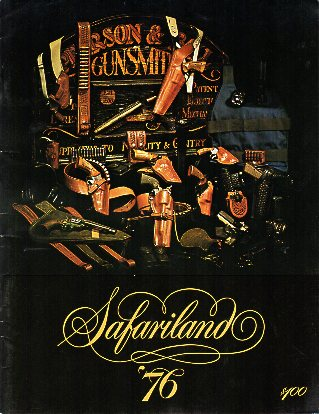 1976 Safariland Catalog