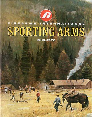 1969-1970 Firearms International Catalog