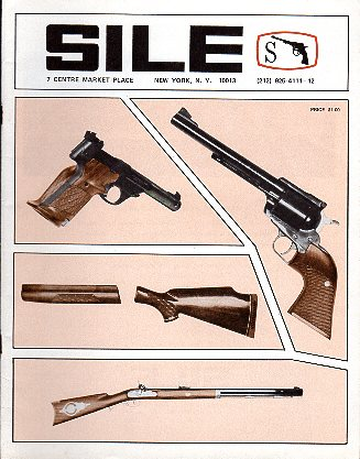 1978 Sile Grip Catalog