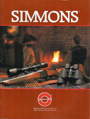 1997 Simmons Catalog