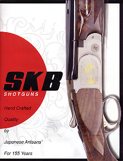 2010 SKB Shotguns Catalog
