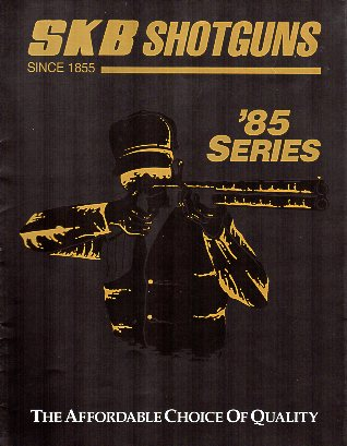 1994 SKB '85 Series Catalog