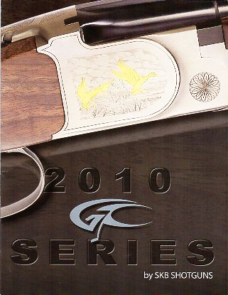 "2010 SKB ""GC Series"" Shotguns Catalog"