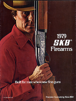 1979 SKB Firearms Catalog