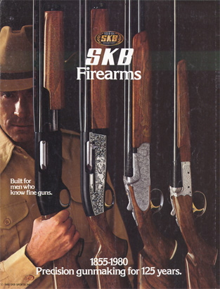 1980 SKB Firearms Catalog