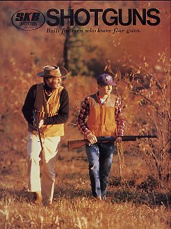 1988 SKB Shotguns Catalog