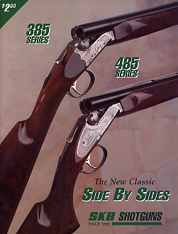 1997 SKB Shotguns Catalog