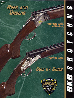 1998 SKB Shotguns Catalog