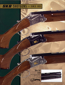 1999 SKB Shotguns Catalog