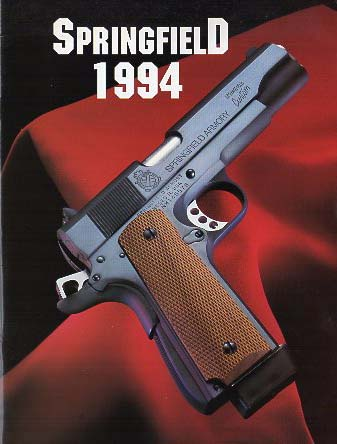 1994 Springfield Inc.Catalog