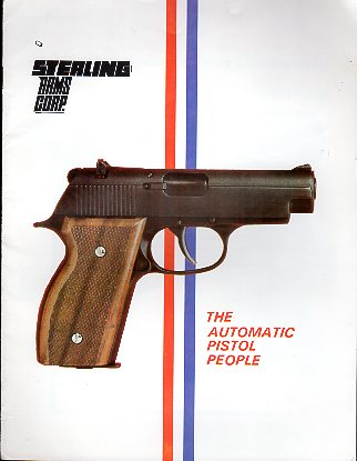 1981 Sterling Arms Corp. Catalog