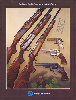1979 Stoeger Industries Catalog