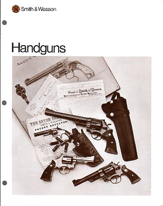 1974 Smith & Wesson Catalog