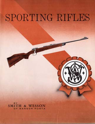 1968 Smith & Wesson Sporting Rifles Catalog