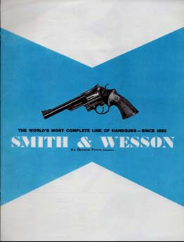 1971 Smith & Wesson Catalog