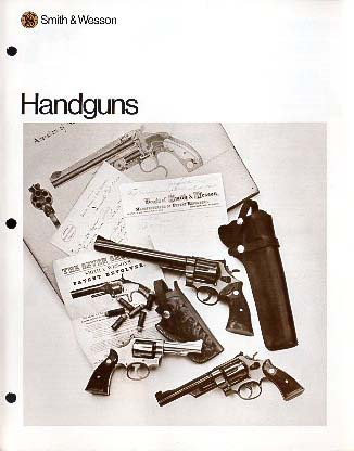 1977 Smith & Wesson Catalog
