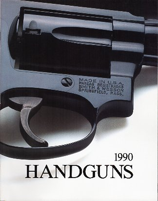 1990 Smith & Wesson Catalog