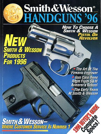 1996 Smith & Wesson Handguns'96