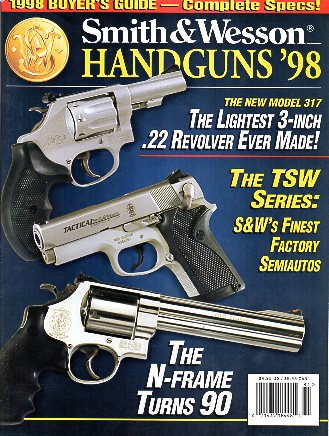 1998 Smith & Wesson Handguns'98