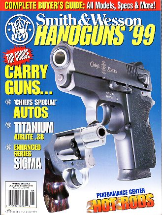 1999 Smith & Wesson Handguns'99