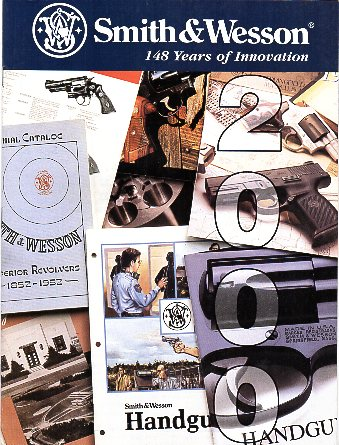2000 Smith & Wesson Catalog