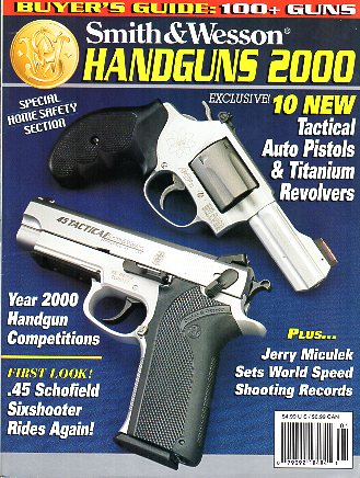 2000 Smith & Wesson Handguns 2000