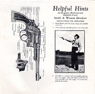 S&W Helpful Hints Folder