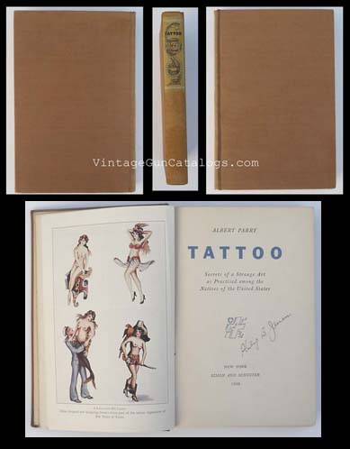 Tattoo-Secrets of A Strange Art-1933