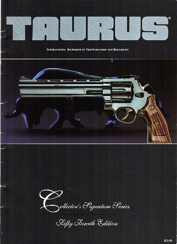 1994 Taurus Catalog, Vintage Gun Catalogs
