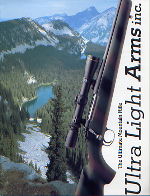 1994 Ultra Light Arms Inc.Catalog