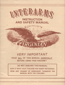 Interarms Virginian Dragoon