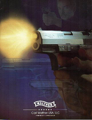 1999 Walther Catalog