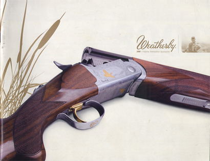 2008 Weatherby Catalog