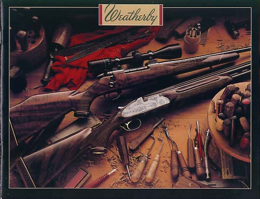 1991 Weatherby Catalog
