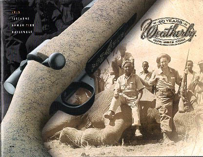 2005 Weatherby Catalog