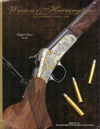 1996 Wesson & Harrington Catalog