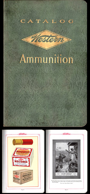 Ca.1929-30 Western Ammunition Catalog