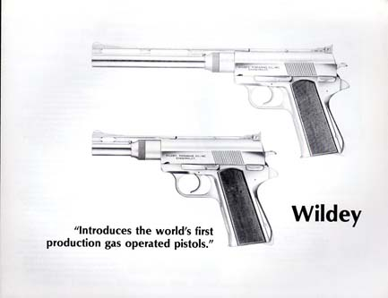 1980 Wildey Catalog/Circular
