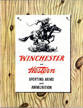 1960 Winchester and Western Catalog