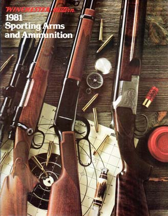 Image result for winchester M 70 featherweight XTR 1981 catalogue