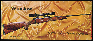 1960's Winslow Arms Co. Catalog