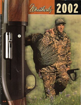 2002 Weatherby Catalog