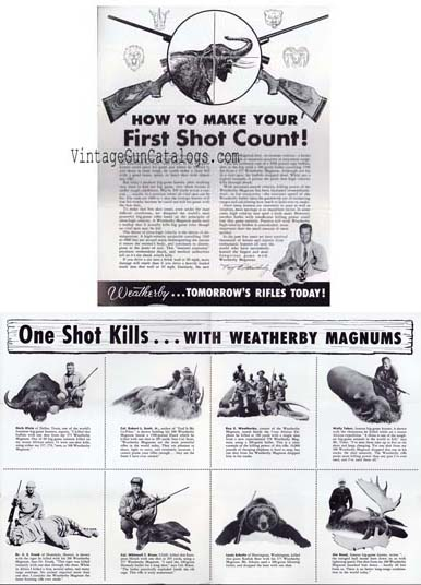 1953 Weatherby Circular
